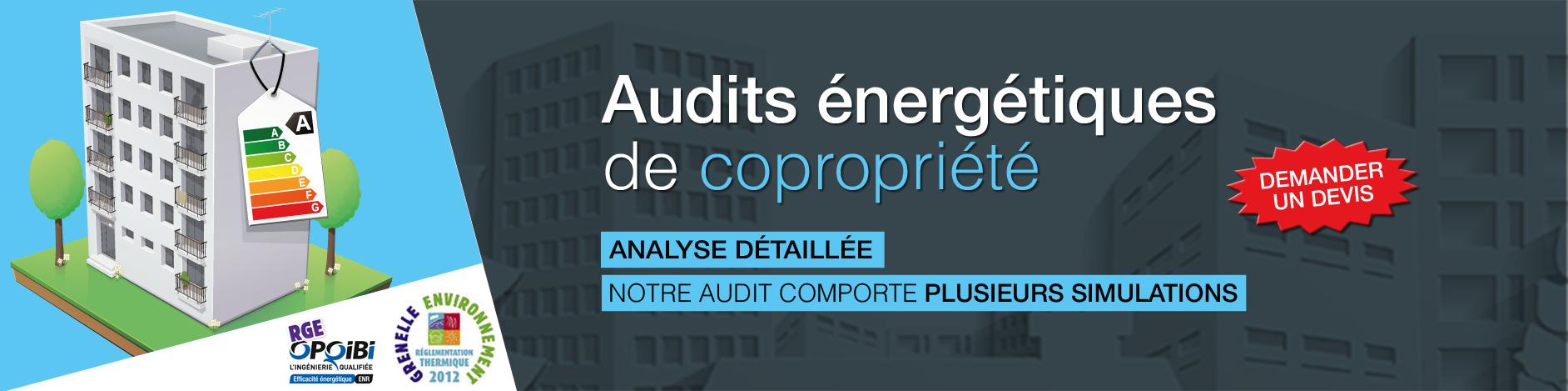 Copropri t audit energ tique obligatoire en copropri t thermiconseil - Audit energetique copropriete obligatoire ...